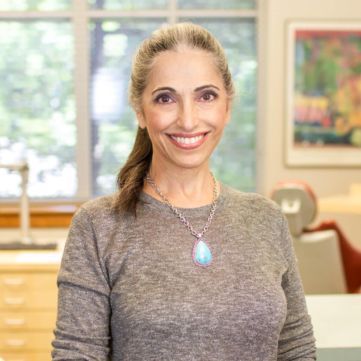 Photo of Dr. Mary Paula Zaytoun Steele